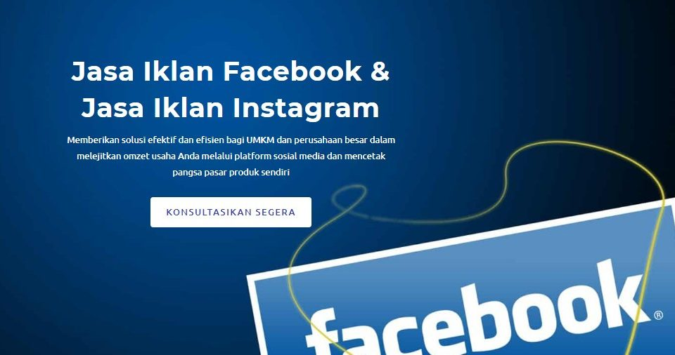 Jasa Facebook Ads
